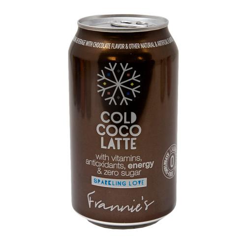 Cold Coco Latte 3 8/12oz