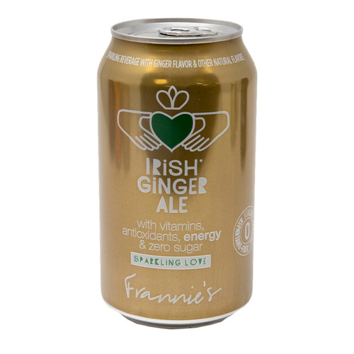 Irish Ginger Ale 3 8/12oz