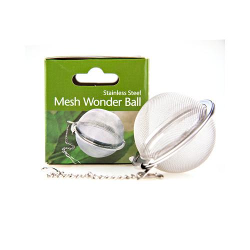 "2"" Stainless Steel Mesh Wonder Ball 12ct"