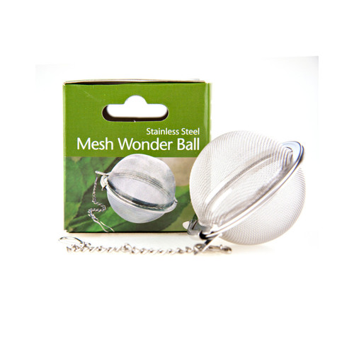 "2"" Stainless Steel Mesh Wonder Ball 12ct"