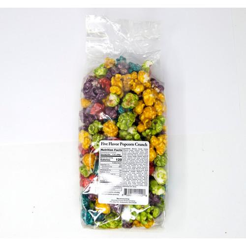 5-Flavor Popcorn Crunch 12/8oz