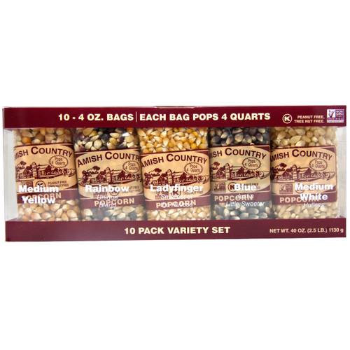 Popcorn Variety Pack 6ct/10pk