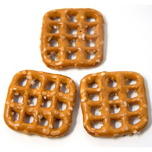 Waffle Pretzels 25lb
