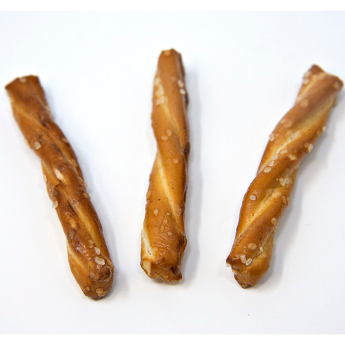 Bite Sized Braided Pretzels 20lb