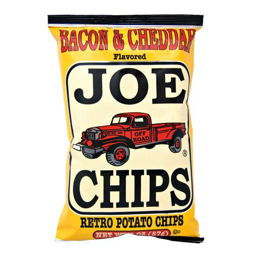 Bacon Cheddar Chips 28/2oz