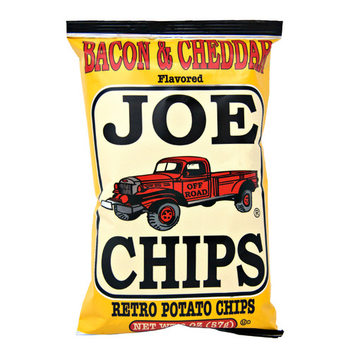 Bacon Cheddar Chips 28/2oz View Product Image