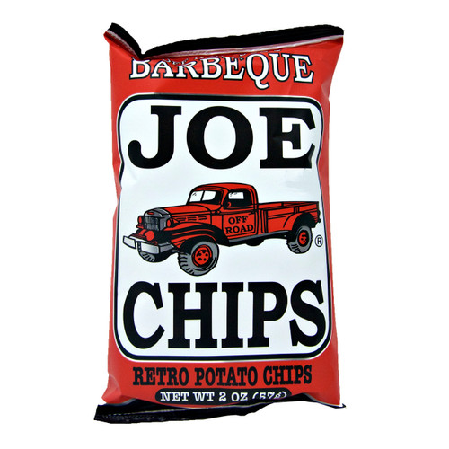 Barbeque Chips 28/2oz