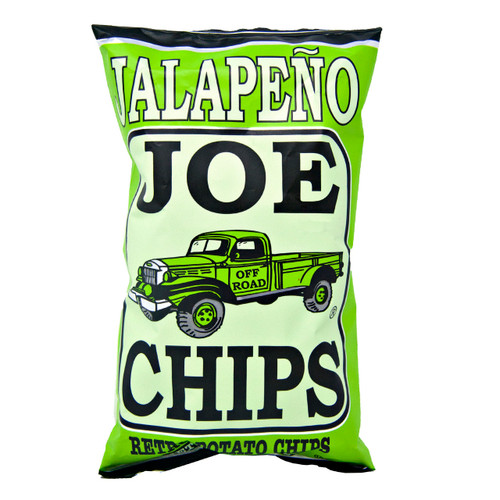 Jalapeno Chips 28/2oz