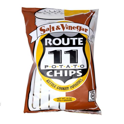 Salt & Vinegar Chips 12/6oz