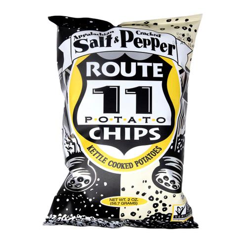 Salt & Pepper Chips 30/2oz