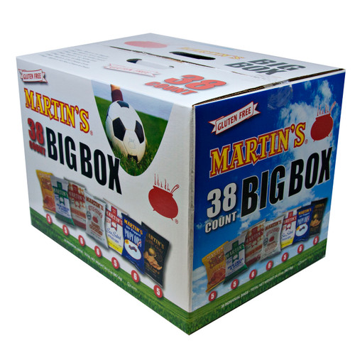 Martin's Big Box Variety Pack (38ct) 1cs