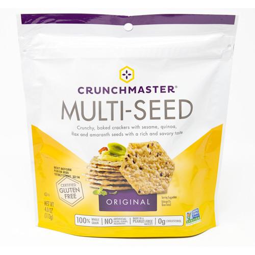 Original Multi Seed Crackers 12/4oz
