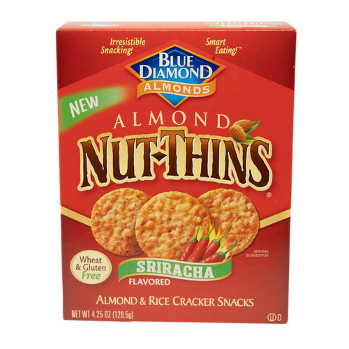 Nut-Thins, Sriracha 6/4.25oz