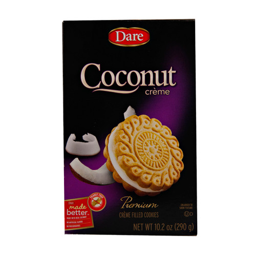 Coconut Creme Cookies 12/10.2oz