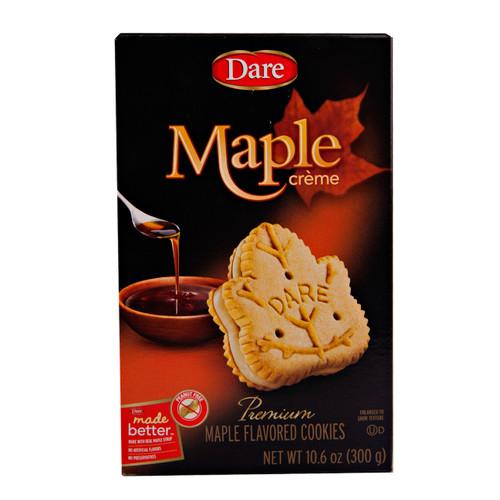 Maple Leaf Creme Cookies 12/10.2oz
