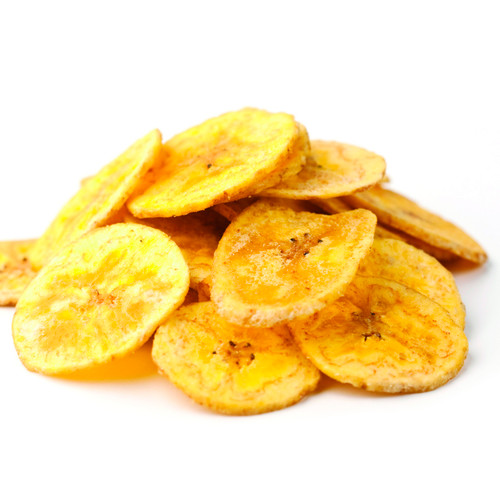 Plantain Chips, Salted 3/5lb