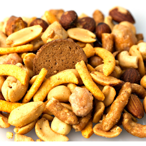 Nutty Crunch Snack Mix 4/4lb