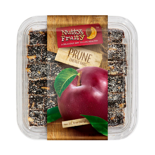 Energy Bars, Prune 10/8oz