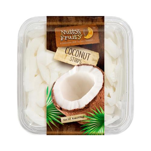 Dried Coconut Strips 7/6oz
