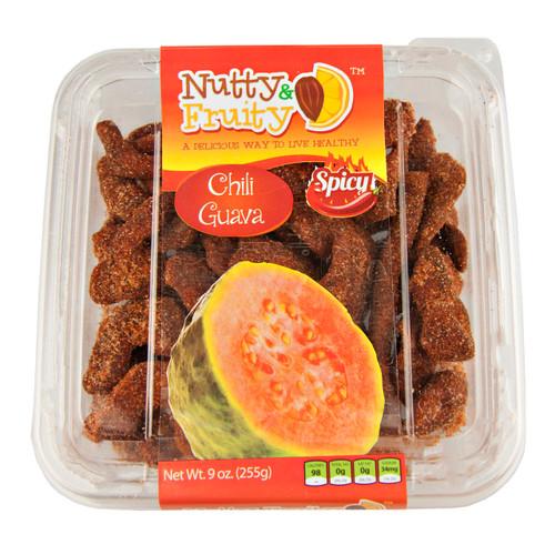 Dried Guava, Chili 7/8oz