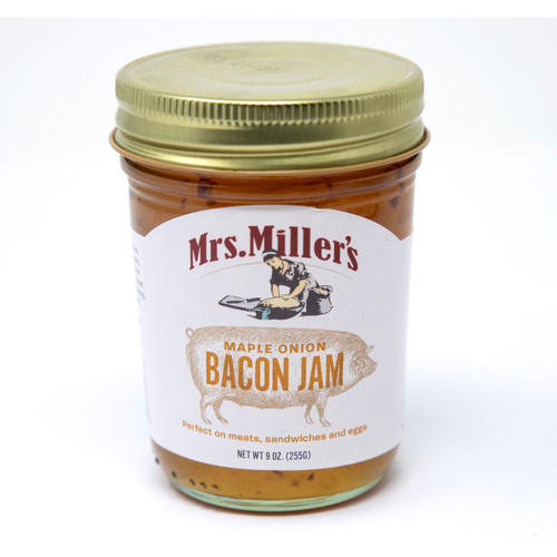 Maple Onion Bacon Jam 12/9oz
