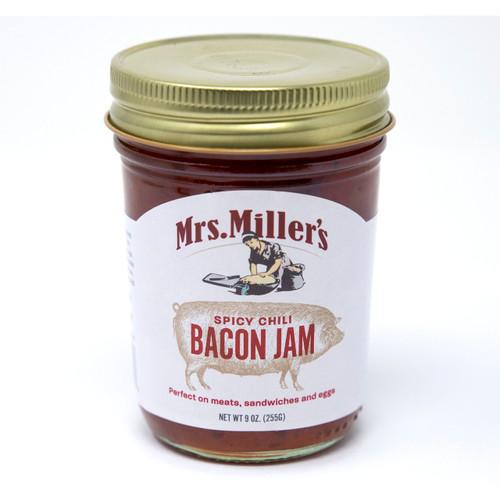 Spicy Chili Bacon Jam 12/9oz