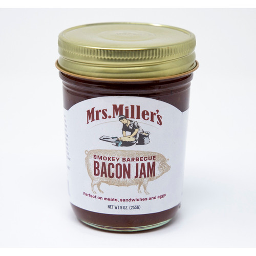 Smokey Barbecue Bacon Jam 12/9oz