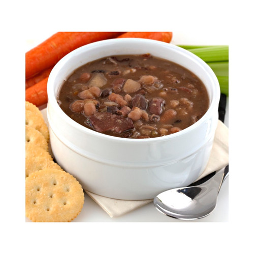 Natural Seven Bean Soup Starter Blend, No MSG Added* 4/5lb View Product Image