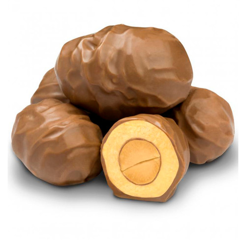 Milk Chocolate Peanut Butter Peanuts 10lb View Product Image