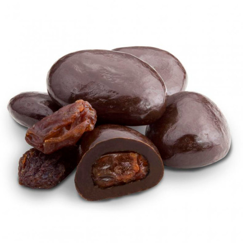 Dark Chocolate Raisins 10lb
