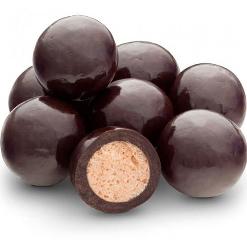 Dark Chocolate Skinny Dipper Malt Balls 10lb
