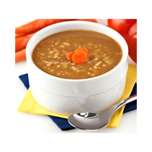 Beef Barley Soup Starter, No MSG Added* 15lb