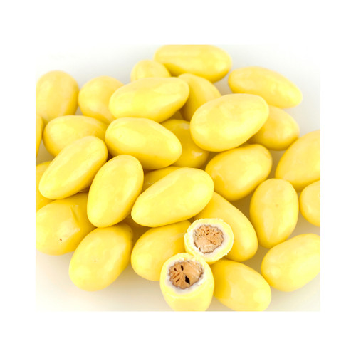 Lemon Creme Almonds 4/5lb