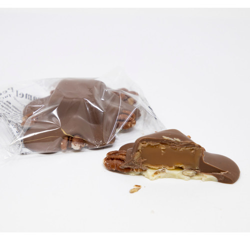 Milk Chocolate Caramel Pecan Turtles 24ct View Product Image