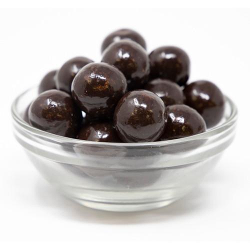Dark Chocolate Malt Balls 15lb