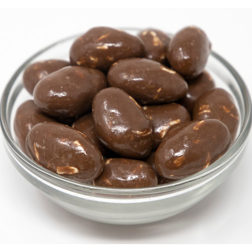 Milk Chocolate Coconut Almonds 15lb