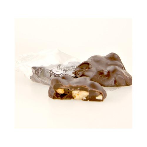 Dark Chocolate Peanut Clusters 10lb