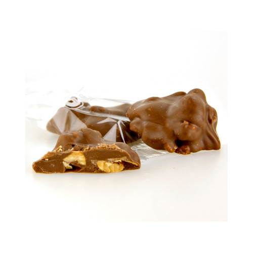 Milk Chocolate Peanut Clusters 10lb