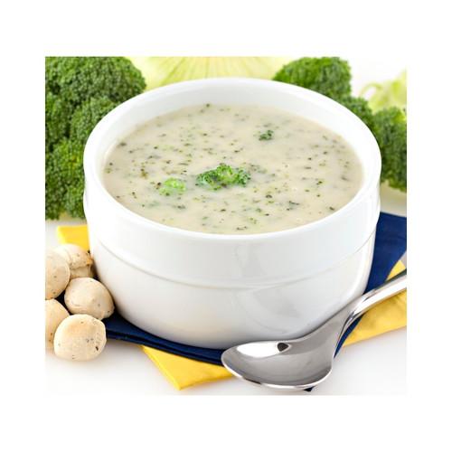 Homestyle Cream of Broccoli Soup Starter 15lb