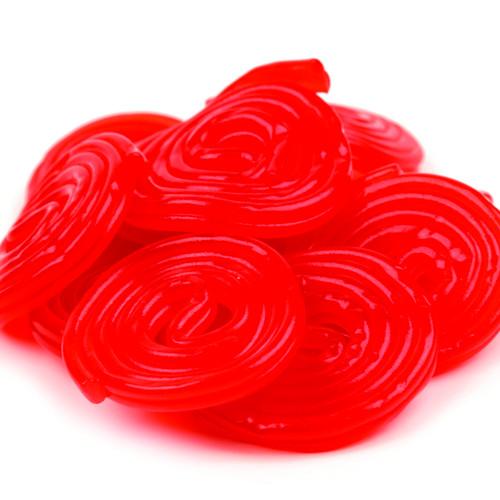 Strawberry Licorice Wheels 4/4.4lb