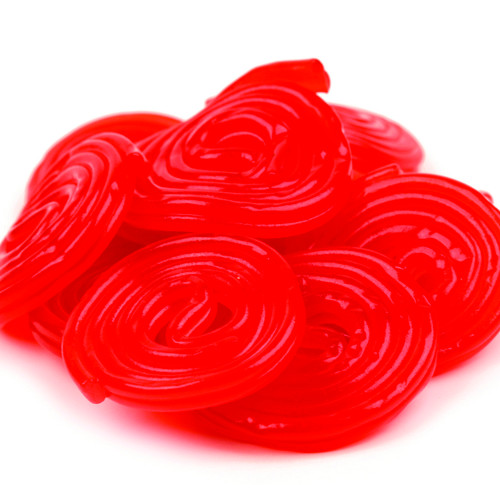Strawberry Licorice Wheels 4.4lb