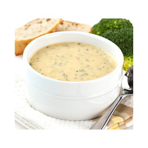 15lb Cheddar Broccoli Soup