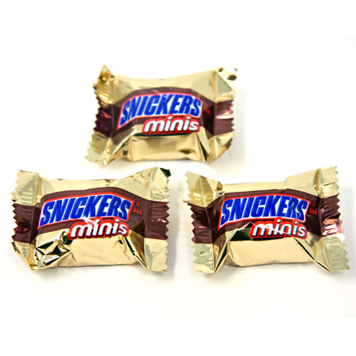 Snickers Minis, Wrapped 20lb