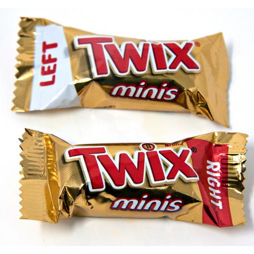 Twix Minis, Wrapped 20lb