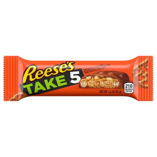 Take 5 Bar 18ct