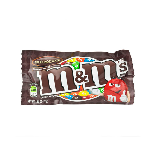M&M's Milk Chocolate Candies 36ct