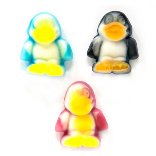 3D Gummi Penguins 4/6.6lb