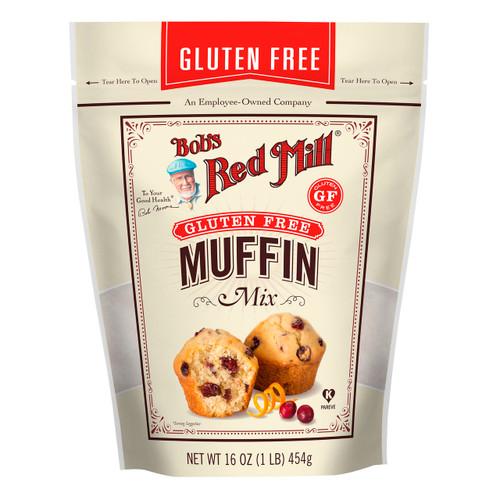 Gluten Free Muffin Mix 4/16oz