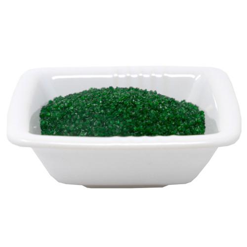 Green Sanding Sugar 8lb View Product Image