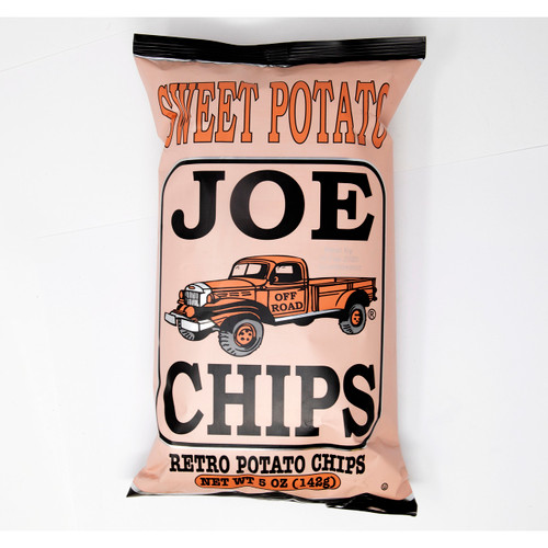 Sweet Potato Chips 12/5oz
